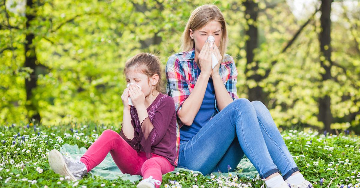 Allergia da polline: cos'è e come curarla