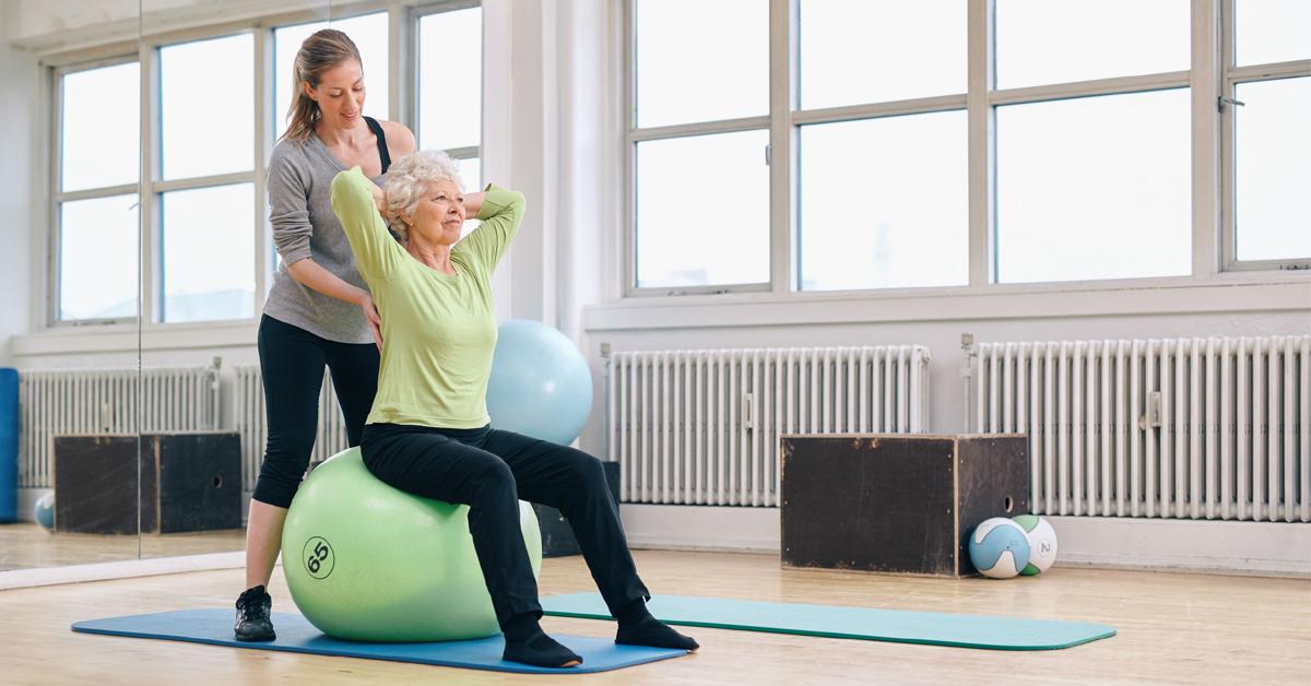 Medical Pilates - Percorso riabilitativo