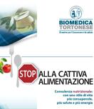 Stop alla cattiva alimentazione