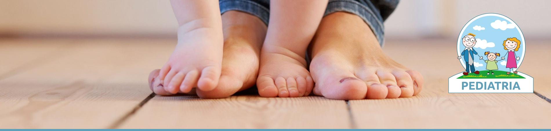Pediatria: postura del bambino e dell'adolescente