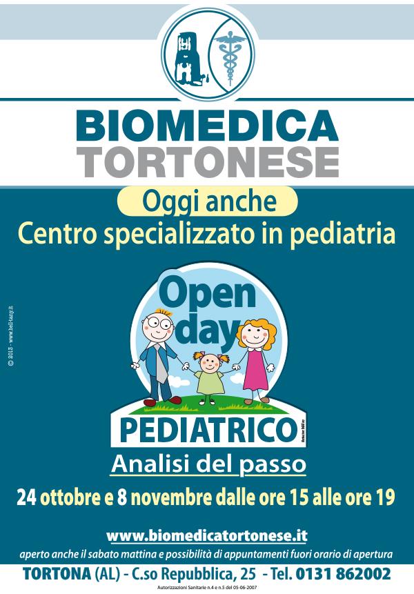 Open Day di Pediatria